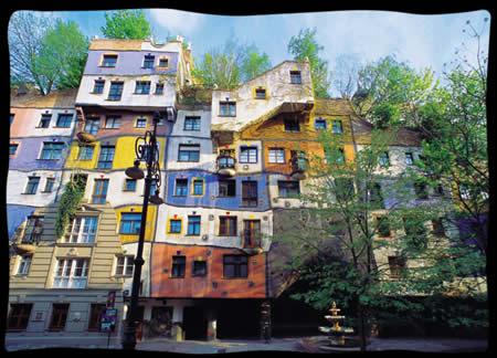 Yoestoyamiaire septiembre 2007 archivos for Hundertwasser architektur